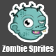Zombie Sprite Sheet for Games - GraphicRiver Item for Sale
