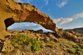 Natural Arch in the Desert - PhotoDune Item for Sale