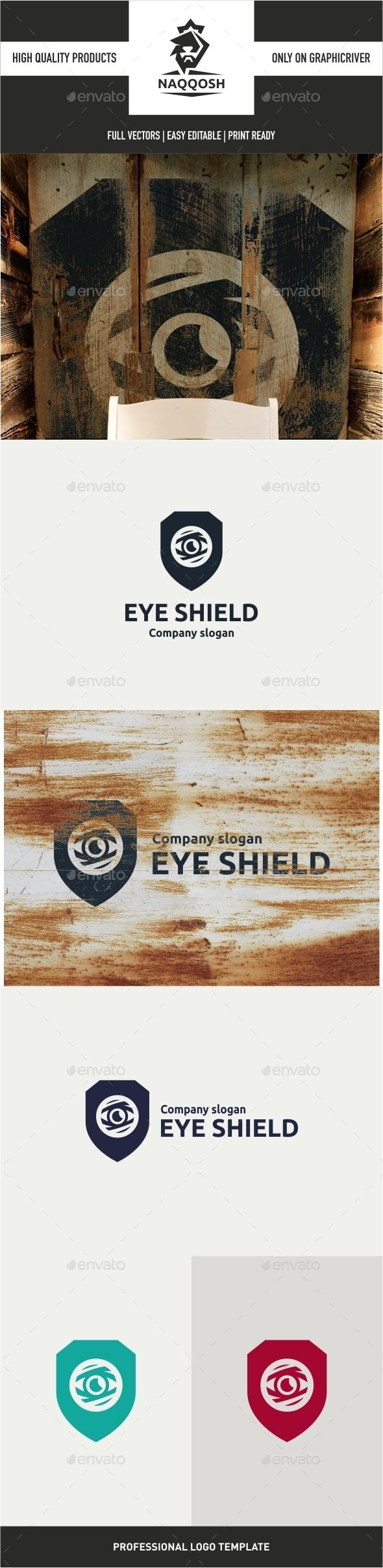 GraphicRiver Eye Shield 10918658