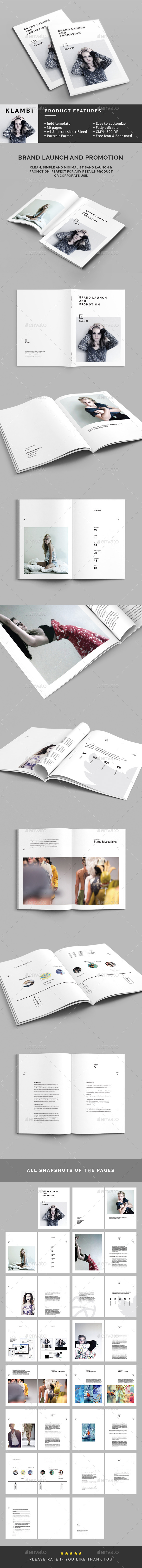 GraphicRiver Brand Launch and Promotion 10920002