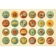 Garden Icons  - GraphicRiver Item for Sale