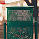 Man Throws Trash in Dustbin - VideoHive Item for Sale