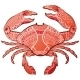 Decorative Crab - GraphicRiver Item for Sale