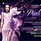 Posh Party Poster/Flyer - GraphicRiver Item for Sale