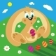 Cartoon Rabbit - GraphicRiver Item for Sale