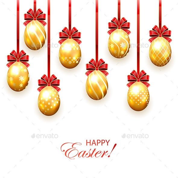 GraphicRiver Easter Eggs 10921598