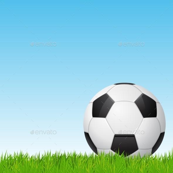 GraphicRiver Soccer Ball 10921611
