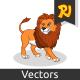 Lion Cartoon - GraphicRiver Item for Sale