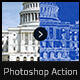 Blueprint My Image Photoshop Action - GraphicRiver Item for Sale
