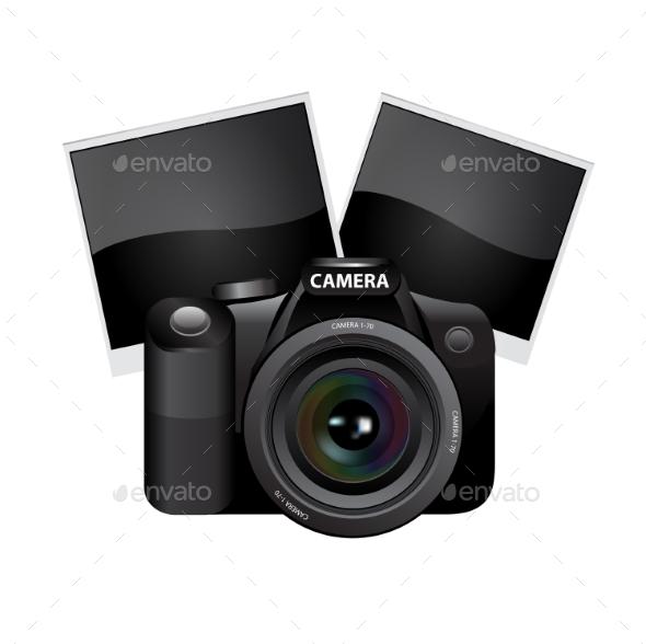 GraphicRiver Digital Camera Lens 10922597