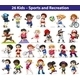 Kids and Sports  - GraphicRiver Item for Sale