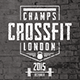 CrossFit Event Flyer