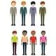 Faceless Men - GraphicRiver Item for Sale