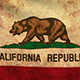 California Flag 2 Pack – Grunge and Retro - VideoHive Item for Sale