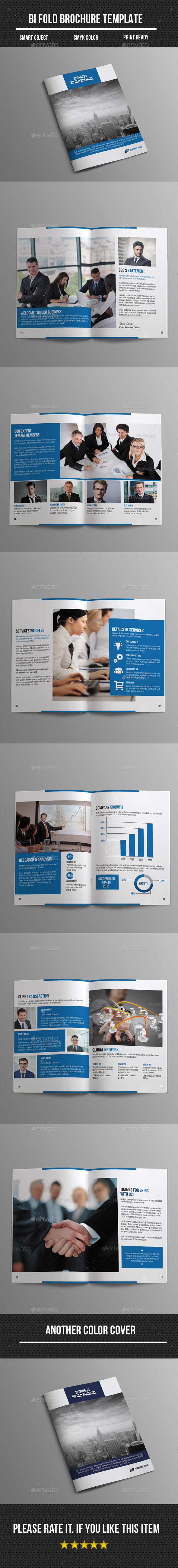GraphicRiver Corporate Brochure 10924368
