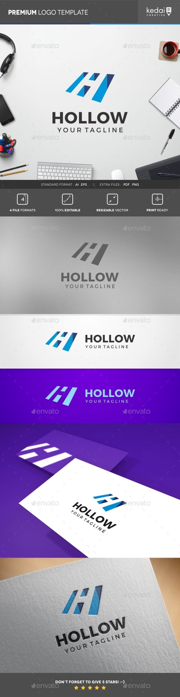 GraphicRiver Hollow 10924449