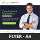 Best Business Corporate Flyer Templates - GraphicRiver Item for Sale