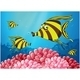 Group of Stripe-Colored Fishes - GraphicRiver Item for Sale