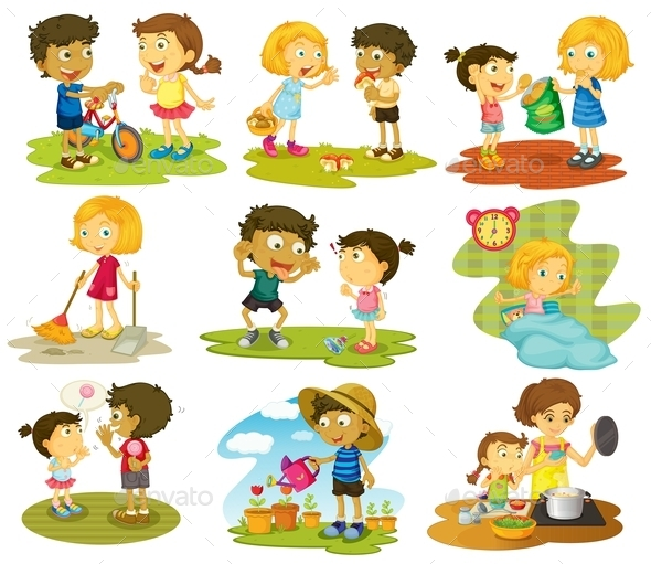 GraphicRiver Children 10925180