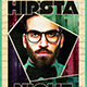 Hipsta Night Flyer Poster Template - GraphicRiver Item for Sale
