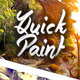 Quick Paint & Cartoonize PS Action - GraphicRiver Item for Sale