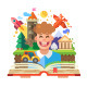 Imagination Book - GraphicRiver Item for Sale
