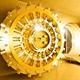 golden vault - PhotoDune Item for Sale