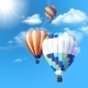 Air Balloon Background - GraphicRiver Item for Sale