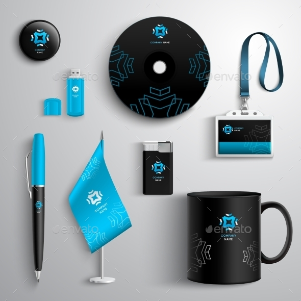 GraphicRiver Corporate Identity Design 10925625