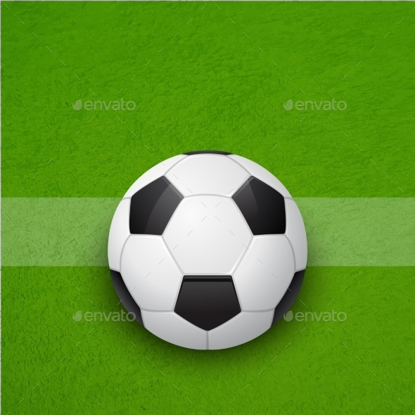 GraphicRiver Soccer Ball 10925777