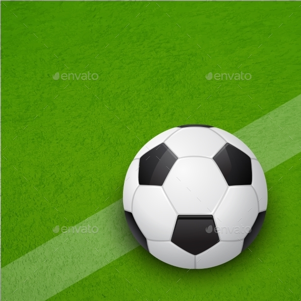 GraphicRiver Soccer Ball 10927486