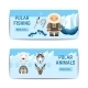 Chukchi Banners Set - GraphicRiver Item for Sale