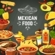 Mexican Food Illustration - GraphicRiver Item for Sale