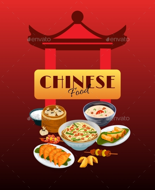 GraphicRiver Asian Food Poster 10927675