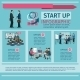 Conference Infographics Set - GraphicRiver Item for Sale