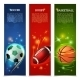 Soccer Banners Set - GraphicRiver Item for Sale