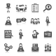 Human Resources Icon - GraphicRiver Item for Sale