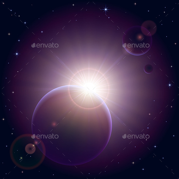 GraphicRiver Space 10927986