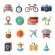 Traveling Symbols  - GraphicRiver Item for Sale