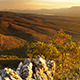 Sunset Mountains Tilt Up - VideoHive Item for Sale