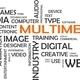 word cloud - multimedia - PhotoDune Item for Sale