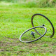 Pair of Bicycle Wheels - PhotoDune Item for Sale