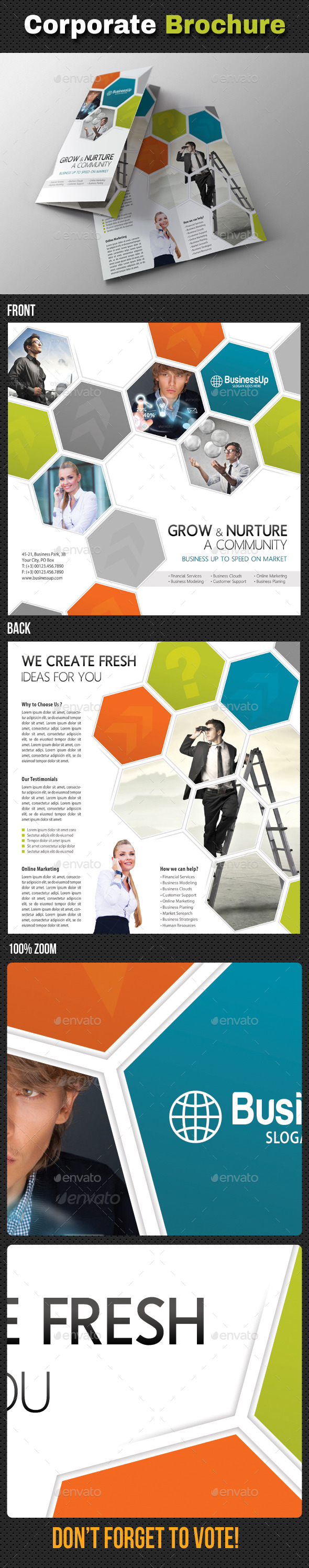 GraphicRiver Corporate Bifold Brochure 01 10869736