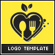 Food Lovers Logo Template - GraphicRiver Item for Sale