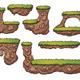 Grass and Dirt Platforms - GraphicRiver Item for Sale
