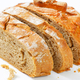 Sliced loaf of bread with crispy crust - PhotoDune Item for Sale