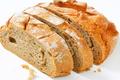 Sliced loaf of bread with crispy crust - PhotoDune Item for Sale