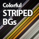 36 Striped Backgrounds - GraphicRiver Item for Sale