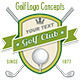 Golf Logos and Concepts - GraphicRiver Item for Sale