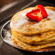 Crepes with fresh strawberries - PhotoDune Item for Sale